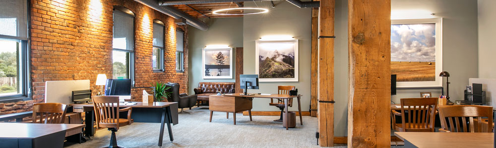 Law Office Interior Design Minneapolis St. Paul Twin Cities