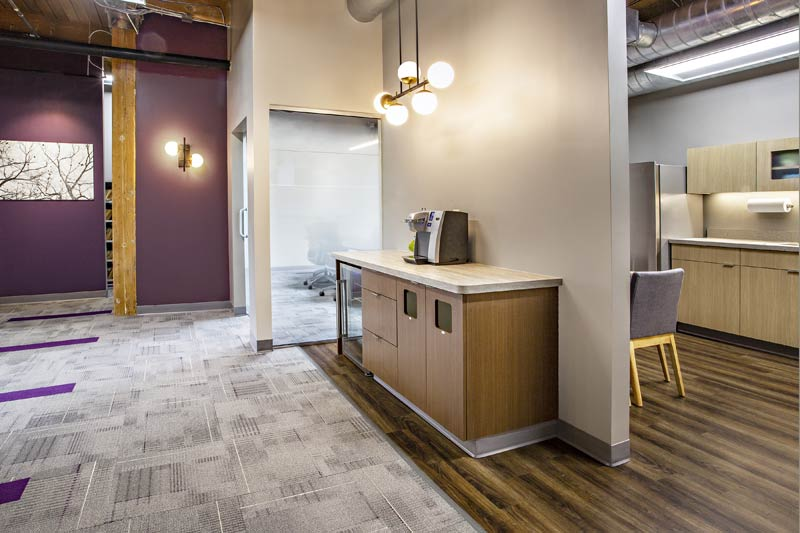 Office Design entry way