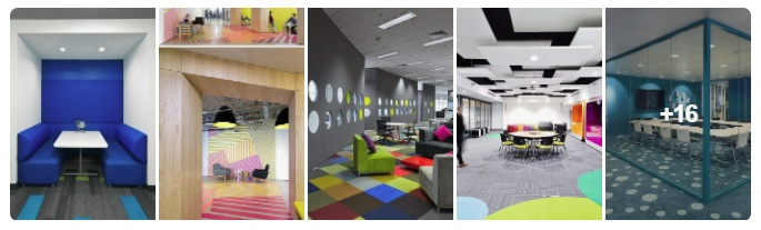 EASY WAYS TO ADD COLOR TO YOUR OFFICE | Commercial Interior Design Minneapolis