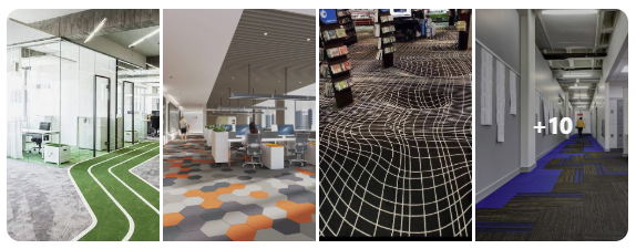 Commercial & Residential Carpet | Commercial Interior Design Minneapolis