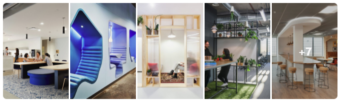 THE PSYCHOLOGY BEHIND A HAPPY WORKPLACE | Commercial Office Design Minneapolis